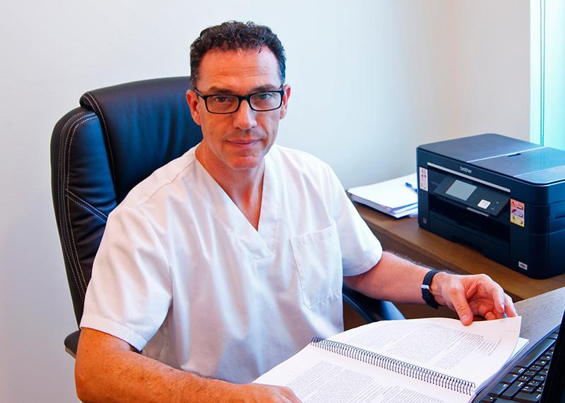 perfil Jordi Vilar Estois acupuntor